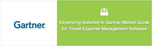 Download Gartner Market Guide for Travel Expense Management Software